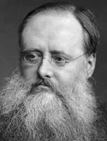 Wilkie Collins, author of The Moonstone
