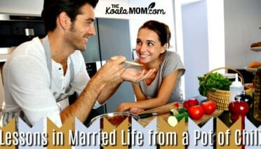 Lessons in Married Life from a Pot of Chili