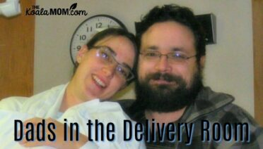 Should Dads be in the Delivery Room?