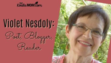 Violet Nesdoly: Poet, Blogger, Reader {a Writers-on-Wednesday interview}