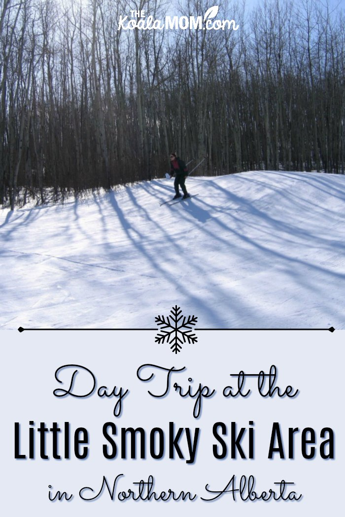 Day Trip at the Little Smoky Ski Area in Northern Alberta