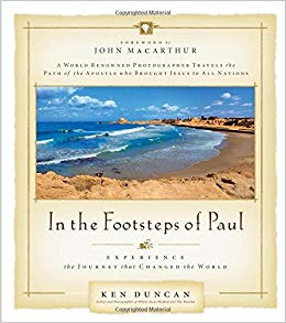 In the Footsteps of Paul by Ken Duncan {nonfiction book review}