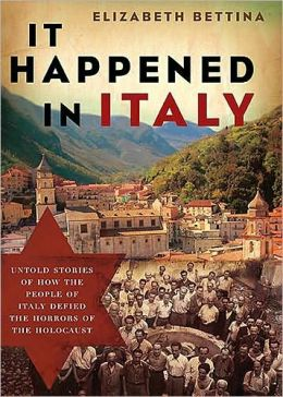 It Happened in Italy by Elizabeth Bettina