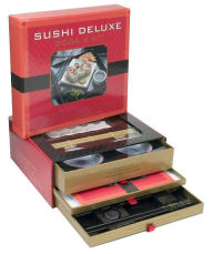 Sushi Deluxe Book and Kit