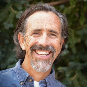 John Eldredge, author of Wild at Heart and Love & War