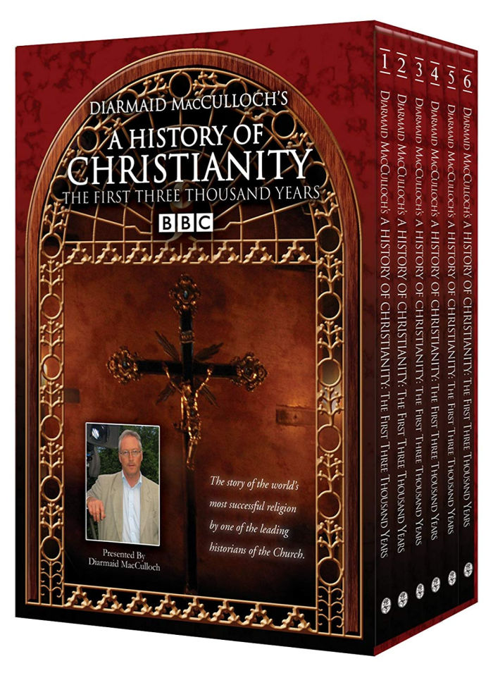 A History of Christianity: The First Three Thousand Years by Darmaid MacCulloch