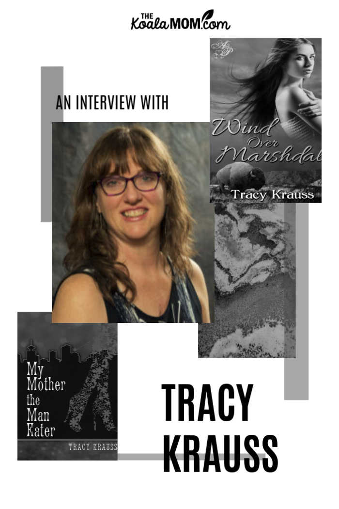 An interview with Tracy Krauss, author, playwright and homeschool mom