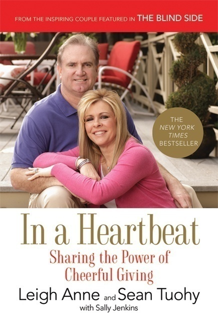 In a Heartbeat by Leigh Anne and Sean Tuohy