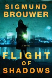 Flight of Shadows by Sigmund Brouwer is one of my favourite Christian sci-fi novels.
