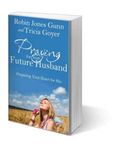 praying-for-your-future-husband|review of book by Robin Jones Gunn and Tricia Goyer