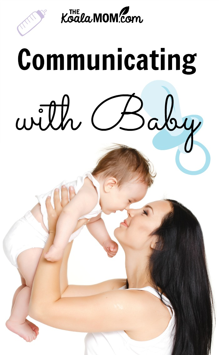 Communicating with Baby