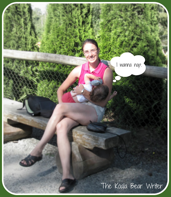 Breastfeeding at the Zoo