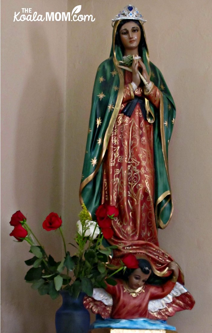 Our Lady of Guadalupe Shrine in Cabo San Lucas, Mexico