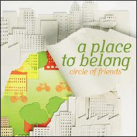 A Place to Belong CD by Lisa Troyer