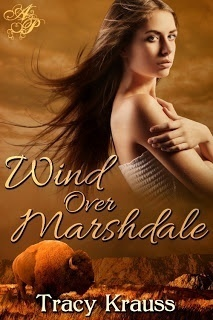 Wind Over Marshdale by Tracy Krauss