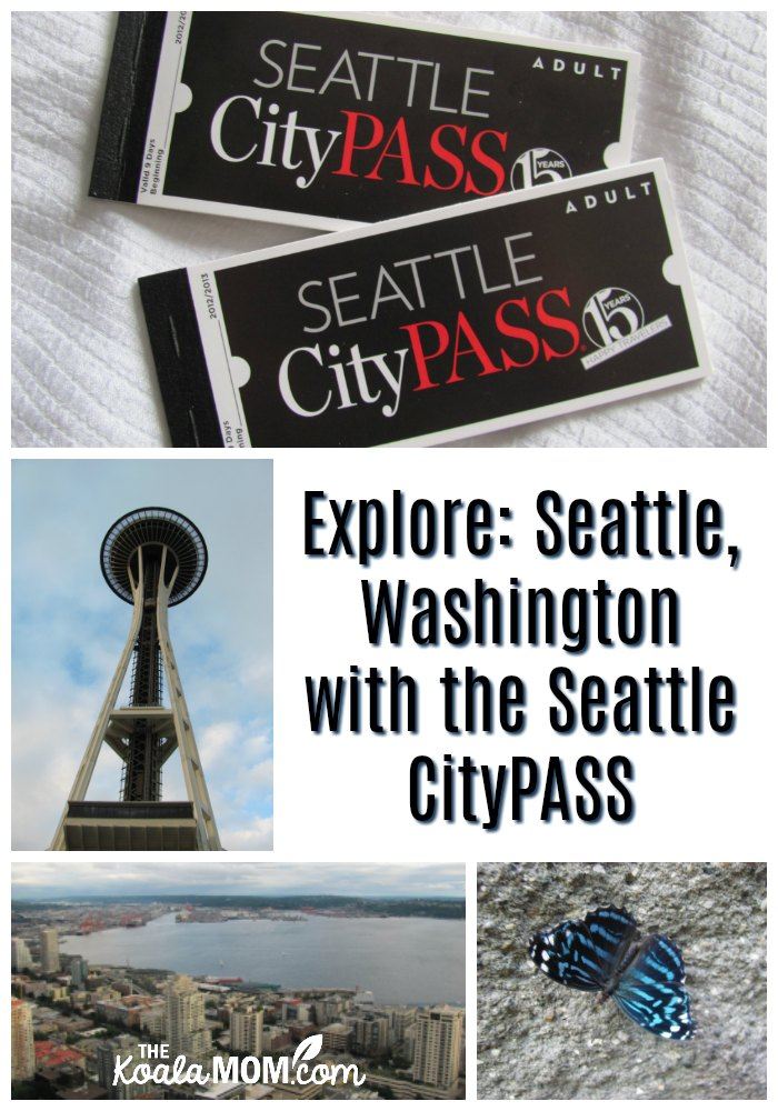 Explore Seattle, Washington with the Seattle CityPASS