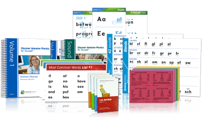 Reading Horizons Phonics Program