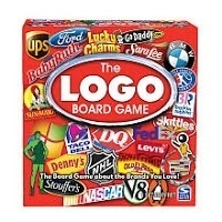 The Logo Board Game offers families or couples endless fun in showing off their knowledge of popular brands and logos.