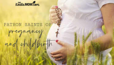 A list of Patron Saints of Pregnancy and Childbirth