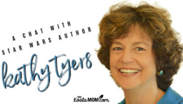 A chat with Star Wars author Kathy Tyers