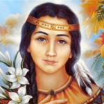Saint Kateri Tekakwitha valued the Eucharist, and made spiritual communion when she was unable to receive.