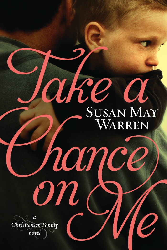 Take a Chance on Me, the first book in Susan May Warren's Christiansen family series, is a fast-paced romance about two people who are scared to take a chance on each other.