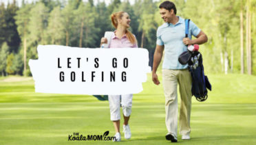 Let's Go Golfing: 7 Golfers share their love for their sport