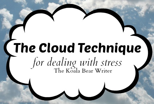 The Cloud Technique for dealing with stress