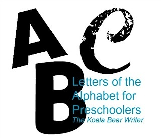 Letters of the Alphabet for Preschoolers: letter activities for preschoolers to learn the letters V to Z