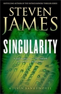 Singularity, a novel by Stephen James