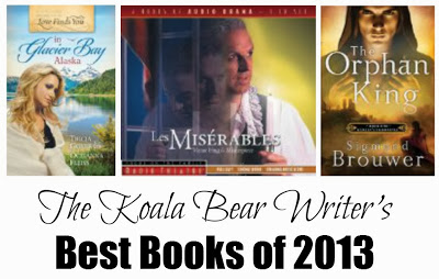 The Koala Bear Writer's Best Books of 2013