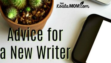 Advice for a New Writer
