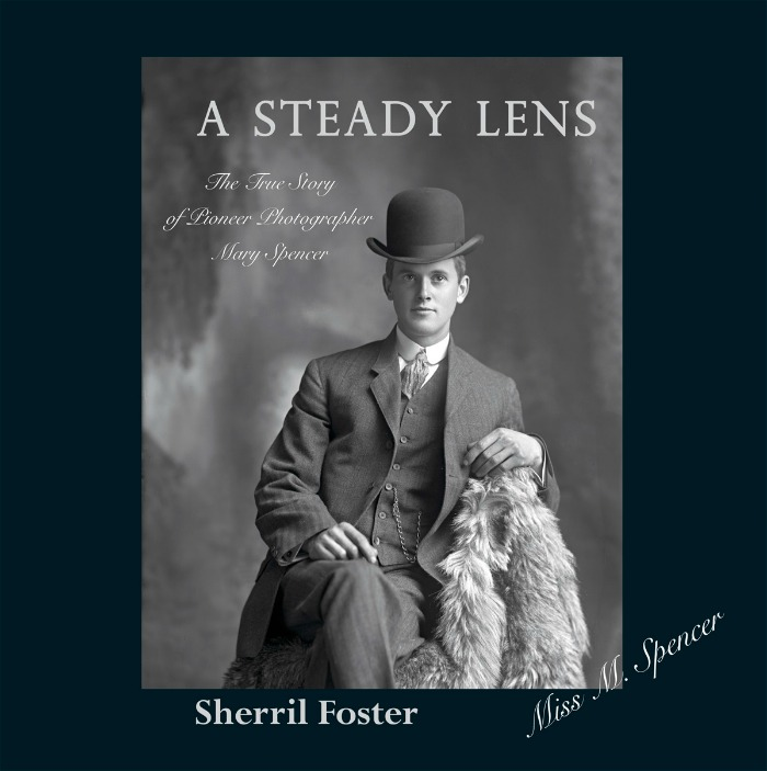 A Steady Lens by Sherrill Foster