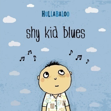 Shy Kid Blues CD by Hullabaloo