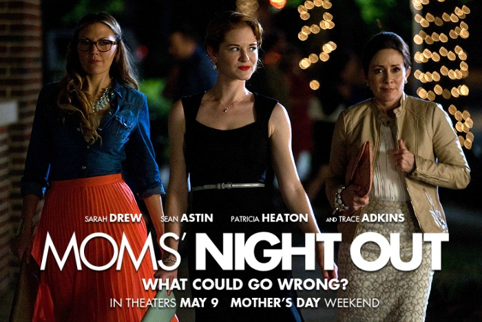 Moms' Night Out Movie Review • The Koala Mom