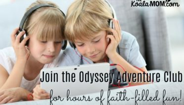 Join the Odyssey Adventure Club for hours of faith-filled fun!
