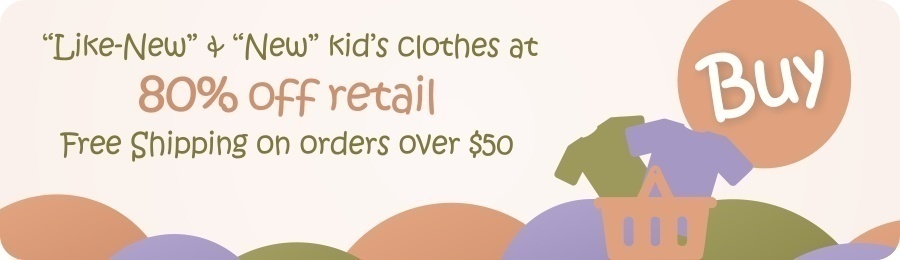 Buy like-new kids clothes at Perfect Threads