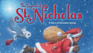 The Legend of St Nicholas by Dandi Daley Mackall