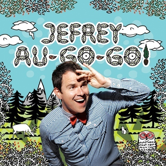 Jefrey Au-Go-Go kids' CD