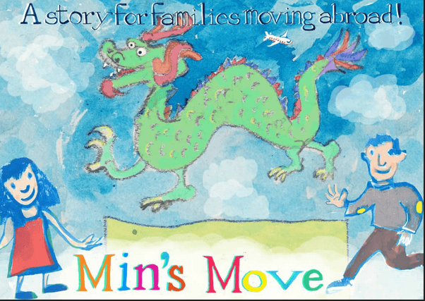 Min's Move: A Story for Families Moving Abroad by MoveHub