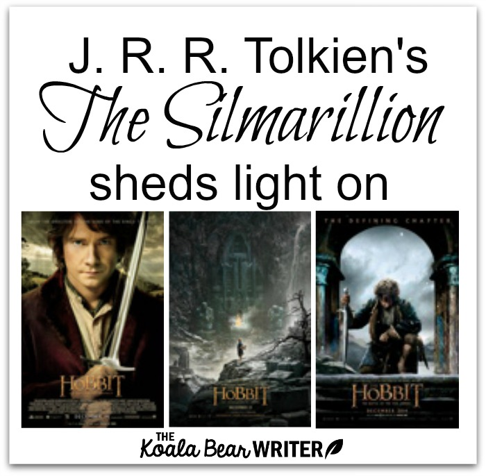 J.R.R. Tolkien's novel The Silmarillion sheds light on The Hobbit movies