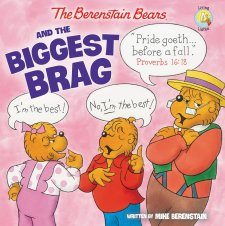 The Berenstain Bears and the Biggest Brag is a fun story about how Brother and Sister Bear learn about the silliness of pride.