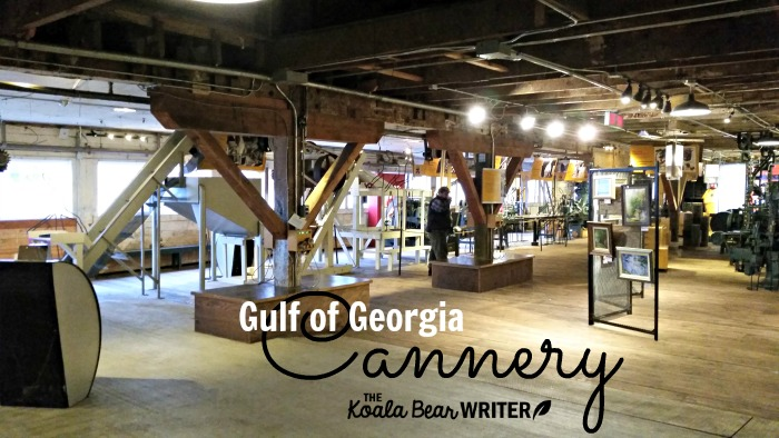 Visiting the Gulf of Georgia Cannery in Steveston, BC - a historic cannery converted to a museum!