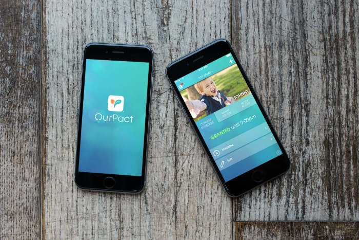 OurPact is an app to help parents manage their child's mobile device use