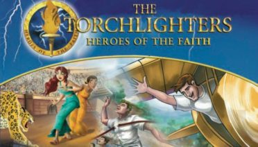 Torchlighters Heroes of the Faith DVDs