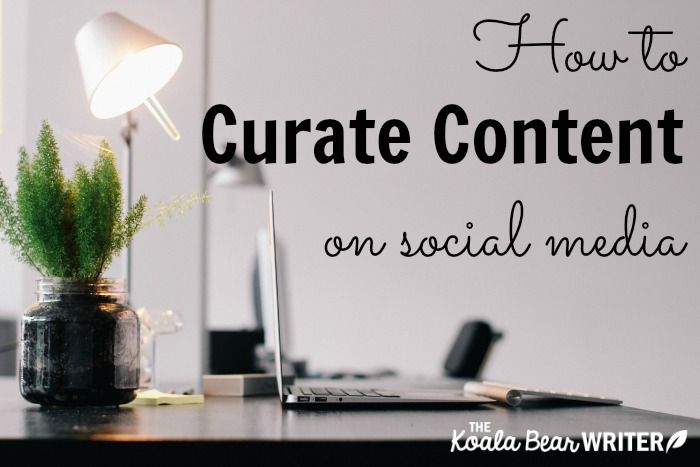How to curate content on social media