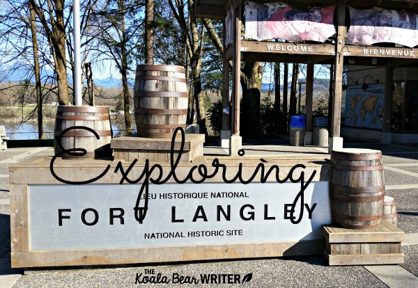 Exploring Fort Langley National Historic Site in BC, Canada