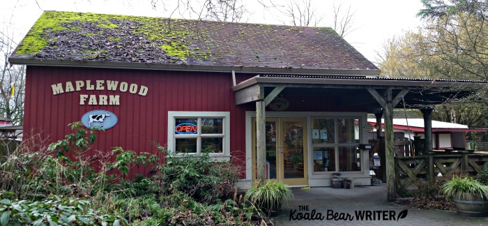 Maplewood Farm - a taste of the farm in the city of Vancouver