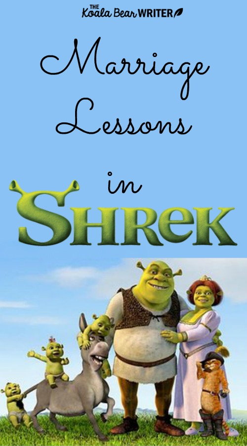 Marriage Lessons in the Shrek movies