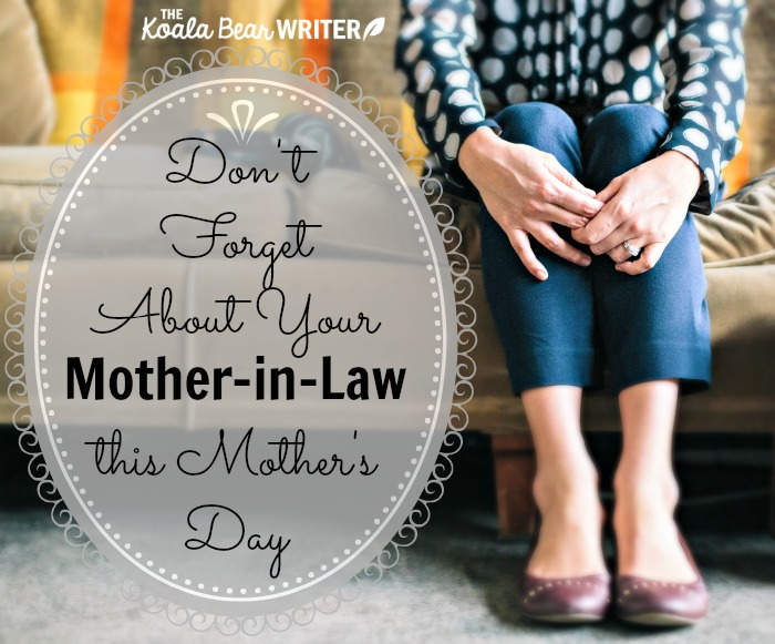 Don't forget about your Mother-in-Law this Mother's Day!